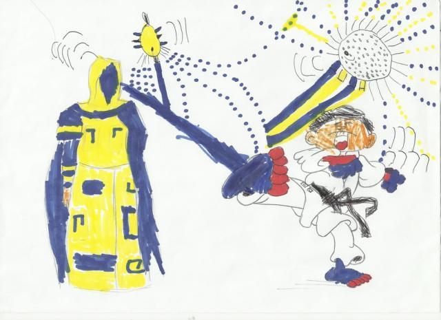 Бубич Александр 6 лет