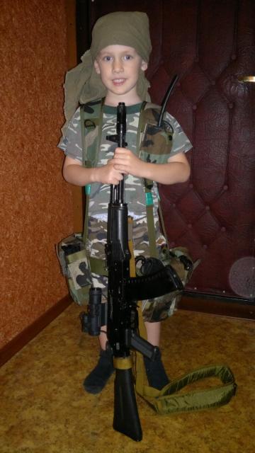 Болотников Дима - Человек с ружьем.